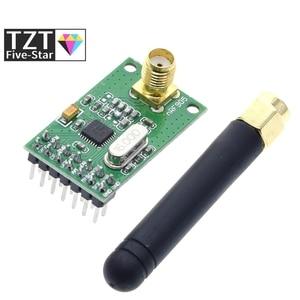 Image 5 - NRF905 Draadloze Transceiver Module Draadloze Zender Ontvanger Board NF905SE Met Antenne Fsk Gmsk Low Power 433 868 915 Mhz