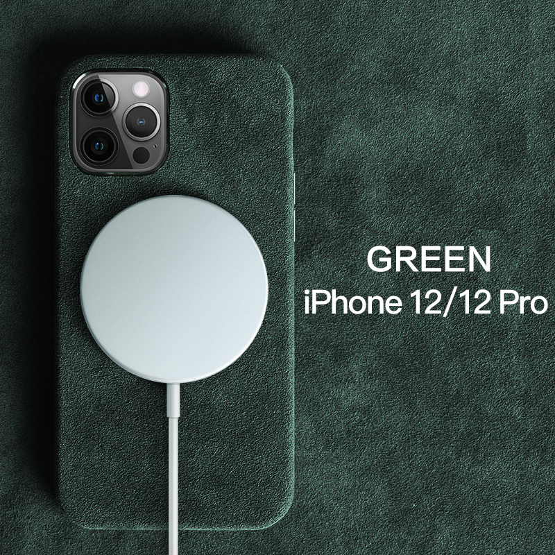 12 12Pro green