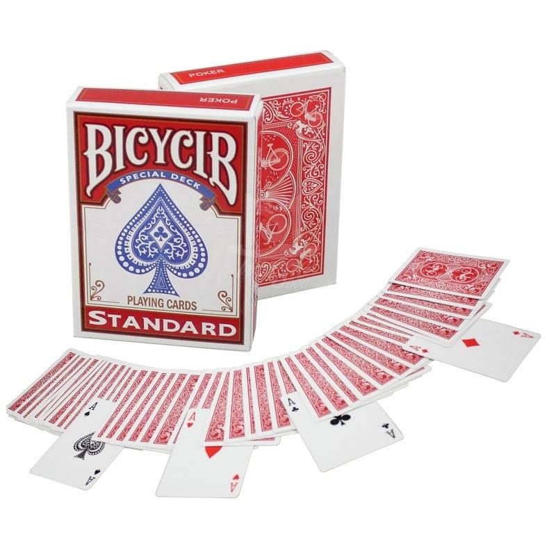 Baralho descascador para jogar cartas, baralho de jogos de poker secreto para mágica, adereços para mágico