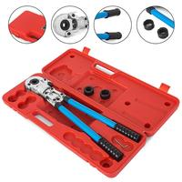VEVOR Pipe Crimping Pliers TH Contour 16 32mm Pipe Crimping Tool for Composite Pipes PEX PE X Crimping Tool