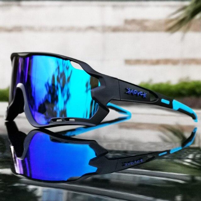 2019 Brand Polarized  Mountain Bike Sports Bicycle Cycling Sunglasses Gafas Ciclismo MTB Cycling Glasses Eyewear Sunglasses 1