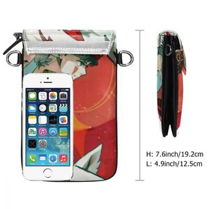 Image 3 - Ghibli sac à bandoulière en cuir, Mononoke Hime, sac à bandoulière Slim pour femmes, étudiantes tendances voyage de haute qualité