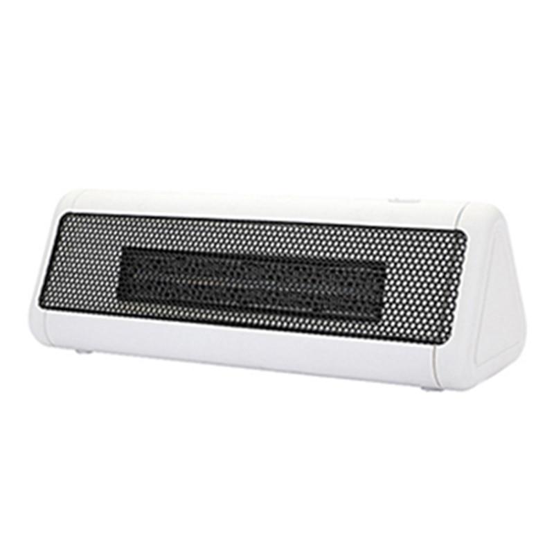 300W Portable Electric Heater Mini Desktop Heater Home Office With European Standard Plug