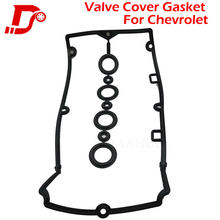 Car Accessories High Quality Engine Valve Cover Gasket 55354237 Fit for Chevrolet Chevy Aveo Cruze Sonic Astra 1.8L L4(China)