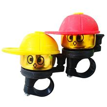 цена на Cyrusher Cycling Bell Mini Bell Bike Bicycle Loud Ring Alarm Handlebar Bell Cap Horn Kids Cute Ring Alarm For Children Gifts
