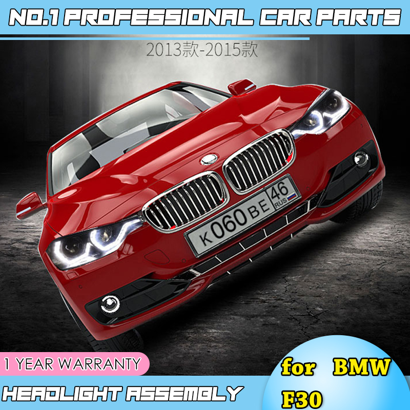 Car accessories <font><b>Headlights</b></font> for <font><b>BMW</b></font> <font><b>F30</b></font> 2013-2016 <font><b>LED</b></font> <font><b>Headlight</b></font> for <font><b>F30</b></font> Head Lamp <font><b>LED</b></font> Daytime Running Light <font><b>LED</b></font> DRL Bi-Xenon HID image