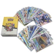Pokemon Card Vmax GX Tag Team EX Mega Game Trading Battle Children Toy English cards