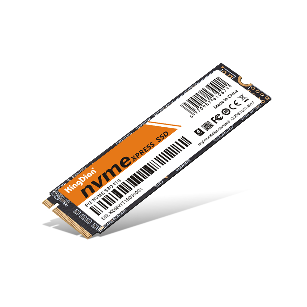 KingDian New Arrival M.2 Pcie Nvme 128GB 256GB 512GB 1TB SSD Internal Hard Drive For Laptop Desktop