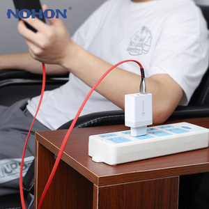 Image 5 - Daten USB Ladegerät Kabel Für Apple iPhone Kabel 6 6S 7 8 Plus X XR XS Max 11 Pro iPad Herkunft Handy Lange 2m 3m 3A Schnelle Ladung