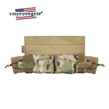 Emersongear magポーチサイドプッシュプルマガジンポーチM4ライフルモール戦術magポーチフック & ループ狩猟エアガンミリタリー陸軍ギア