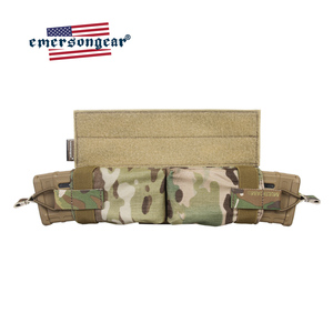 Image 1 - emersongear Mag Pouch Side Pull Magazine Pouch M4 Rifle Molle Tactical Mag Pouch Hook&Loop Hunting Airsoft Military Army Gear