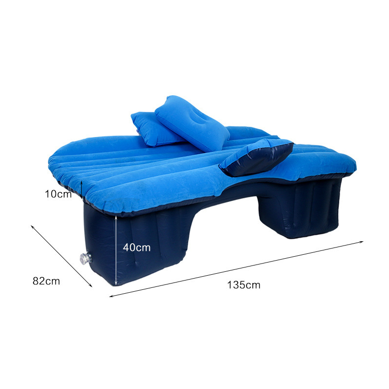 Car Inflatable Bed Car Mattress Back Travel Bed Car Mid Rear Seat SUV Sleeping Mattress Air Mattress Universal in Car Travel Bed from Automobiles Motorcycles