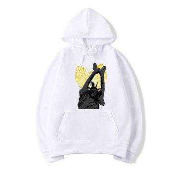 Mens Woman Hoodie Tracksuit Sweat Coat Casual Sportswear Hoodies 2020 Icon Male Hip Hop Long Sleeve Wu Tang Hooded Sweatshirt