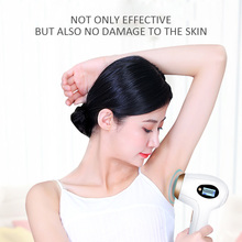 IPL Laser Epilator Hair Removal Machine Permanent Bikini Female Trimmer Electric Depilador for Women