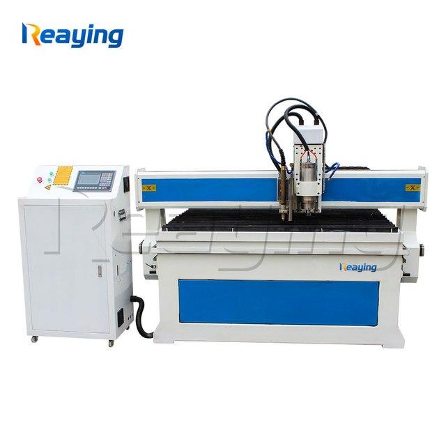 CNC פלזמה מכונת חיתוך מתכת אלומיניום חותך מכונה