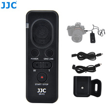 RM VPR1 Shutter Release Remote Control Controller for Sony   a7 II III a7S III II a7R II III ZV1 a6400 a6000 a6300 RX100 III VI