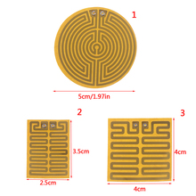3,7 V-5 V Mini USB Изоляция Coaster нагреватель тепловая электрическая кружка для кофе кружка коврик для офиса