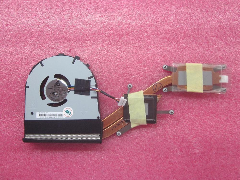 Nouveau Module thermique d'origine Lenovo Thinkpad S440 ventilateur swg 04X1954