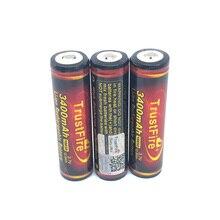TrustFire Protected 3400mah 18650 3.7V Lithium Bat