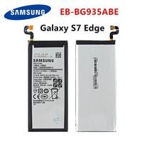 SAMSUNG EB-BG935ABE Orginal 3600mAh Bateria para Samsung Galaxy S7 Borda SM-G935 G9350 G935F G935FD G935W8 G9350