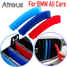 Grille Trim Strips Voor Bmw E46 Compact Coupe Accessoires 3 5 Serie E39 E60 F10 G30 E90 F30 G20 e91 E92 E93 E61 F31 F11 M