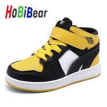 Hot Sale Kid Boy Sneakers Anti Slip Kids Sport Shoes Comfortable Running Children Shoes Good Quality Boy Luxury Brand Shoes soccer shoes children boy girl new hot sale rubber soccer outdoor sport athletics breathable comfortable children shoes