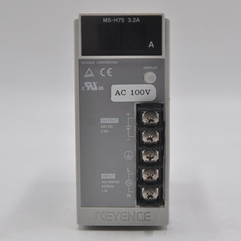 цена на KEYENCE MS-H75 switching power supply 3.2A 24V DC