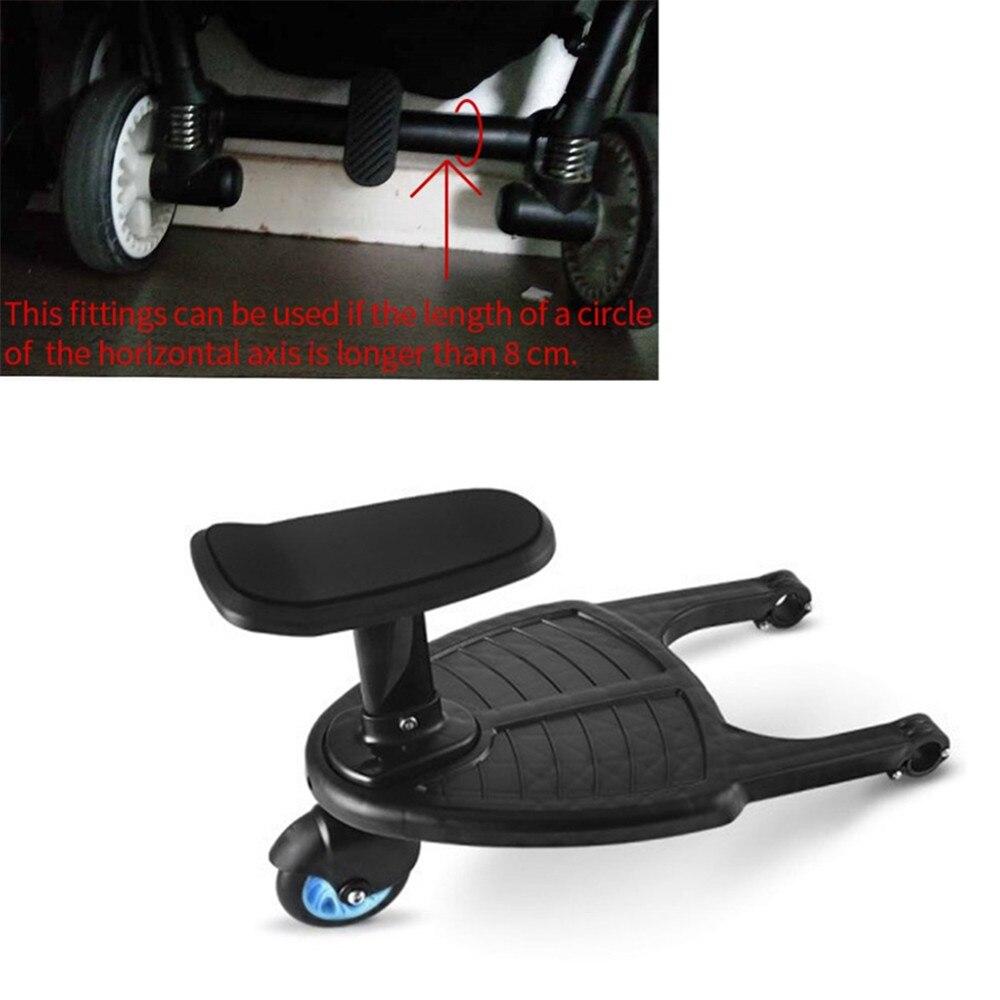 Аксессуары для коляски педали адаптер подвеска PP подвесной вспомогательное детское сиденье тележка на круглой подставке детская игрушка д... - 6