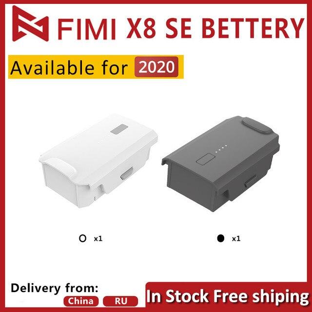 Batería de repuesto FIMI X8 SE, accesorios para batería de 4500mAh hasta 33 minutos de vuelo, también adecuada para FIMI X8 SE 2020
