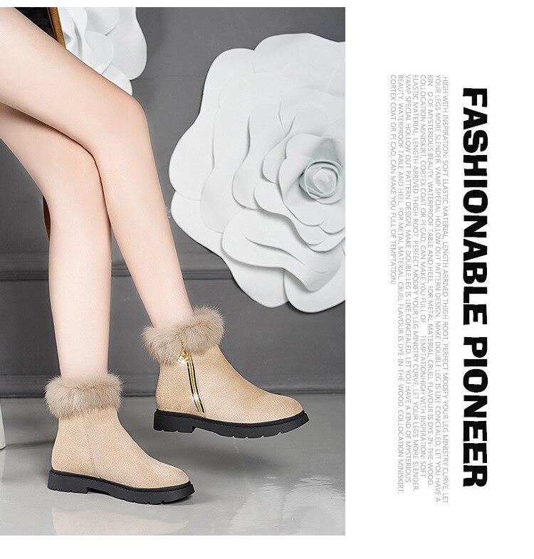 novas botas de sola grossa tubo curto