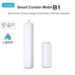 Aqara B1 умный занавес мотор беспроводной синхронизации приложение дистанционного управления умный моторизованный электрический занавес мот...