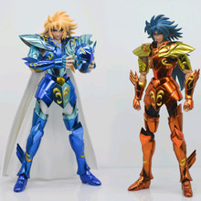 Ji modelo ex saint seiya ex mar dragão kanon sirene figura de ação mito metel armadura brinquedos figura