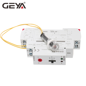Image 4 - Ücretsiz kargo GEYA GRB8 01 alacakaranlık anahtarı sensörü ile AC110V 240V fotoelektrik zamanlayıcı ışık sensörü röle