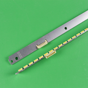 Image 5 - Nuovo kit 2 PCS 56LED 500 millimetri striscia di Retroilluminazione A LED Per Samsung UA40ES6100J UE40ES5500 2012SVS40 7032NNB RIGHT56 LEFT56 2D pannello