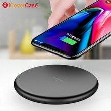 急速充電器 apple の iphone 11/11 プロ/11 プロマックス/8 プラス x XR XS 最大チーワイヤレス充電ケース電話アクセサリー