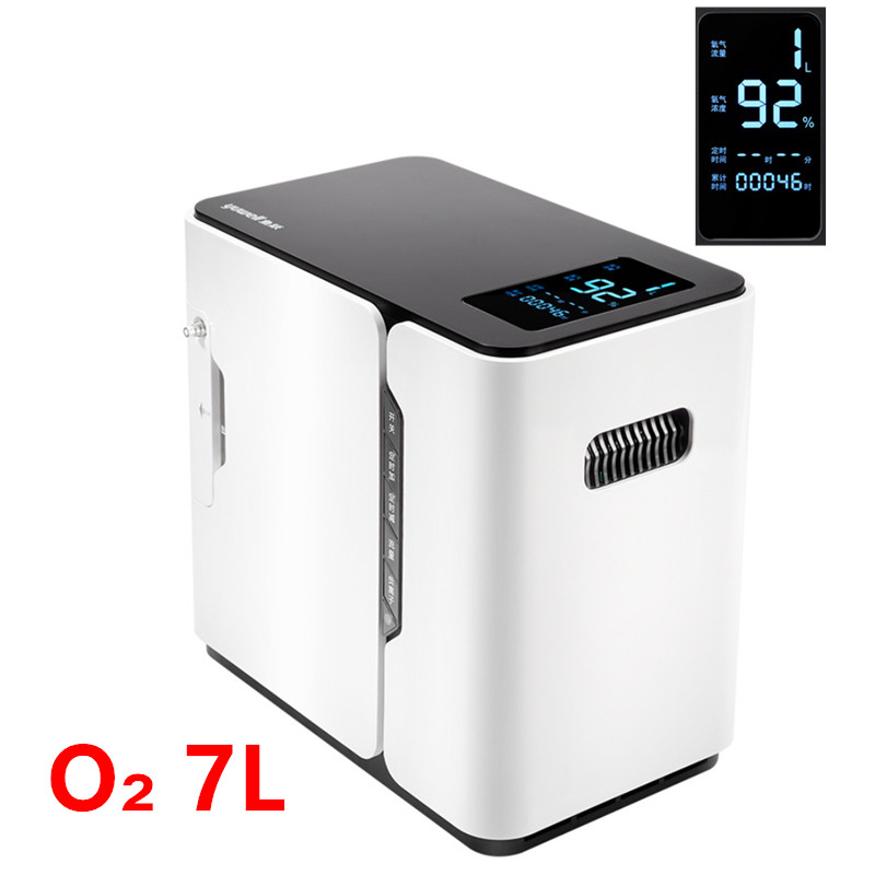 Home Oxygen Generator Health Care Oxygen Concentrator Oxygenation Making Machine Air Purifier Water