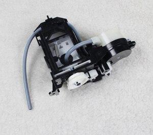 Para epson r330 l800 l801 t50 r290 l850 l805 bomba de sucção tinta unidade de limpeza peças da impressora da bomba de tinta