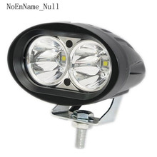 LED Forklift Truck White Warning Lamp Safety Working Spot Light 9-31V IP67 Waterproof 20W