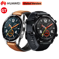 HUAWEI Watch GT Global Smart Watch Waterproof Heart Rate Measurement With GPS Man Women Sleep And Sport Tracker For Android IOS