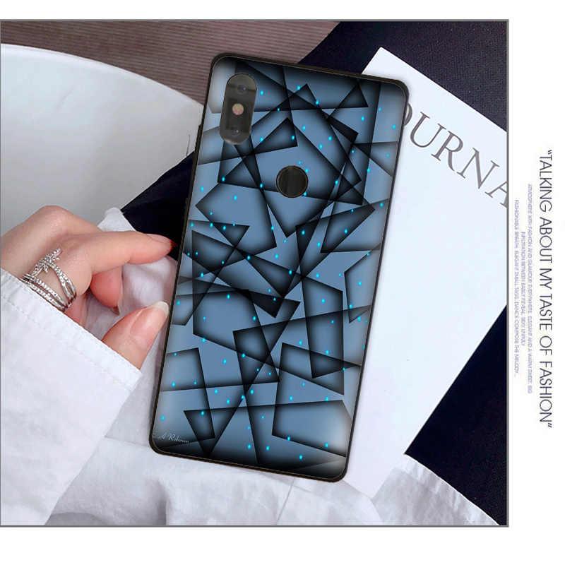 NBDRUICAI Kim Cương Gương Ốp Lưng Silicone Ốp Lưng Điện Thoại Xiaomi 8 9 Se 5X Redmi 6pro 6A 4X 7 5plus Note 5 7 6pro