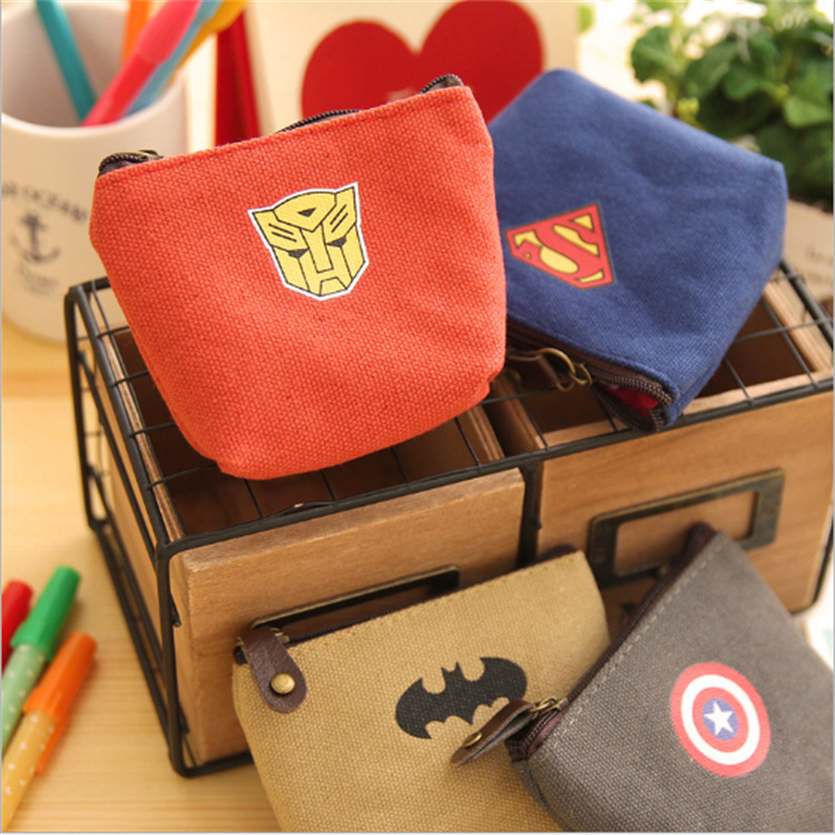 Korean-style Lol League Simple Purse Key Cool Coin Bag Special Offer