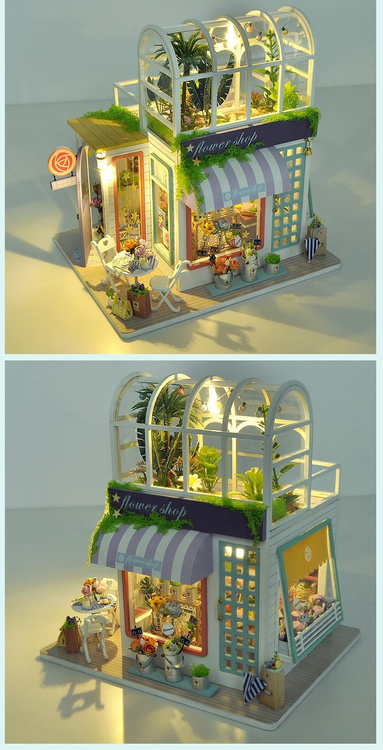Hae84c048cdd649e89d31430ade0d2749J - Robotime - DIY Models, DIY Miniature Houses, 3d Wooden Puzzle