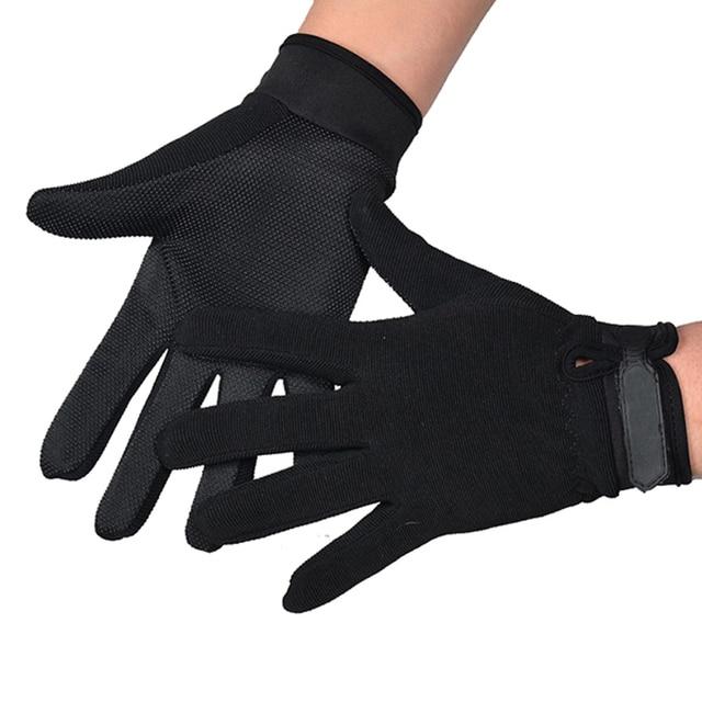 Summer Man Tactical Gloves Lightweight Breathable Riding Gloves Bicycle Non-slip Full Finger Half Finger Gloves Fishing