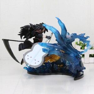 Image 3 - 20Cm NARUTO Hình Uchiha Madara Hình Tobirama Hashirama Đã Hokage Obito Figura Bằng Không Lửa Trận Phiên Bản Đồ Chơi Giáng Sinh Đồ Chơi