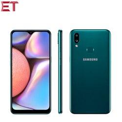 Новый Samsung Galaxy A10s A107F-DS LTE 2 Гб ОЗУ 32 Гб ПЗУ мобильный телефон 6,2 дюймдвойная задняя камера 13 МП + 2 МП Две sim-карты Android смартфон