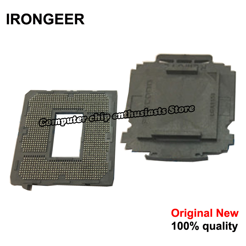 LGA1150 LGA1151 LGA1155 LGA1156 LGA 1150 1151 1155 1156 For Motherboard Mainboard Soldering BGA CPU Socket Holder With Tin Balls