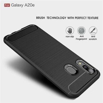 Перейти на Алиэкспресс и купить Чехол из углеродного волокна для Samsung Galaxy M31 M21 360 полная защита Бампер Мягкий чехол для A51 A71 A81 A91 A01 A11 A41 A70E Coque
