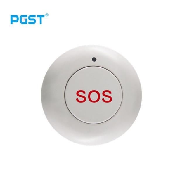 Wireless Tasto di SOS Pulsante Di Emergenza per chiedere aiuto Gsm Sistema di Allarme Tasto di SOS per Emergenza