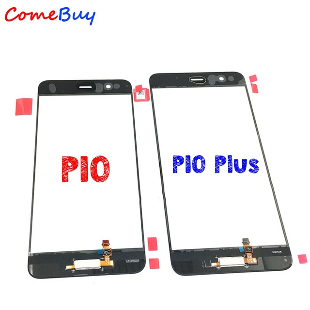for Huawei P10 Touch Screen Digitizer Panel Front Sensor Glass For Huawei P10 Plus Touch Screen Touchscreen VKY VTR L09 L29