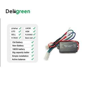 Image 3 - QNBBM ECUALIZADOR DE batería de plomo y ácido, balanceador BMS Pevent de corrosión y sulfuracion, 12V